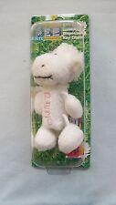 Pez Key Chain ~ Barnyard Babies ~ Sheep ~ 2005 ~ MOC