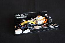 Minichamps Renault F1 Team Showcar 2007 1:43 #3 Giancarlo Fisichella (ITA)