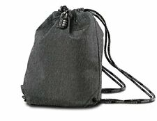 LOCKSACK - Theft Resistant Drawstring Bag - the Perfect Theft Proof Travel