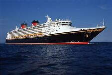 DISNEY WONDER CRUISE SHIP POSTER | 24 X 36 INCH | MICKEY MOUSE, DISNEYLAND