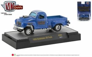 M2 MACHINES GS05 HOBBY EXCLUSIVE SOUTH BEND SHAKER 1950 STUDEBAKER GASSER