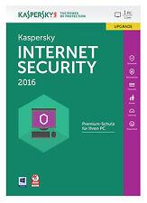 Standard Softwares mit E-Mail-Kaspersky