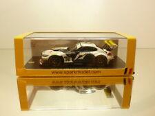 SPARK SB012 BMW Z4 #76 24h SPA 2011 - WHITE + BLACK 1:43 - EXCELLENT IN BOX