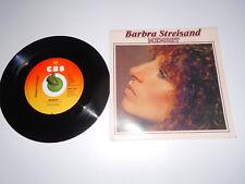 Barbra Streisand - Memory (1981) Vinyl 7` inch Single Vg +