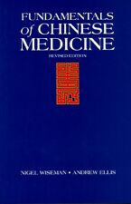 Fundamentals of Chinese Medicine by Nigel A. Wiseman (1995, Paperback, Revised)