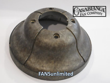 Hang Tru Vintage Pewter Mounting Canopy for Casablanca Ceiling Fan