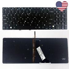 NEW Acer Aspire M5-581G M5-581T M5-581TG Keyboard US Backlit Backlight