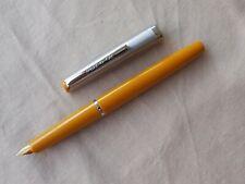 SENATOR fountain pen in beautiful yellow color.