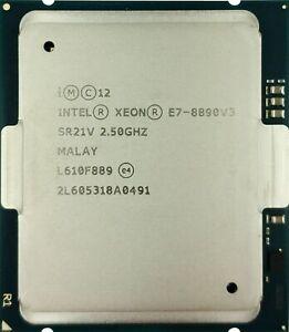 Intel Xeon E7-8890 V3 (SR21V) 2.50GHz 18-Core FCLGA2011 165W CPU