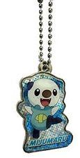 "Pokemon Takara Tomy Black & White Metal Keychain-1.5"" Mijumaru-Oshawatt"
