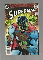 Superman #317 (DC, 1977)  VF 8.0 Neal Adams Kryptonite Cover, Key Book