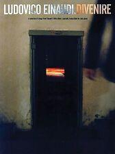 DIVENIRE - LUDOVICO EINAUDI PIANO SOLO SHEET MUSIC SONG BOOK