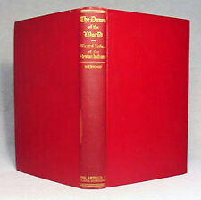 The Dawn of the World-Mewan Indian Tales—Rare 1910 1st Ed. Very Nice Hardback