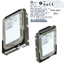 Fujitsu mau3073nc HDD 73GB Ultra320 SCSI 80 broches 15K 8 Mo 8.9CM