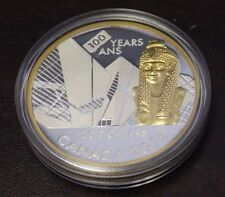 2014 Canada $20 Fine Silver - 100th Anniversary of the Royal Ontario Museum