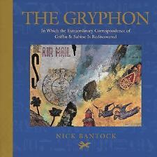 Nick Bantock - Gryphon (2001) - New - Trade Cloth (Hardcover)