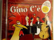 GINO IL POLLO: GINO C'E' - CD MUSICALE SIGILLATO