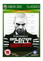 Tom Clancy's Splinter Cell Double Agent Game -- Classics Edition (Microsoft...