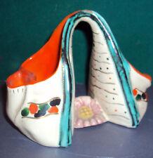 ceramica pucci umbertide set da fumo 1950