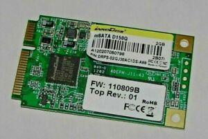 Innodisk mSATA SSD 2GB SLC - bis zu 25% Mengenrabatt