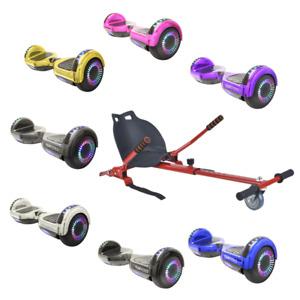 "6.5""Hoverboard Electric Self-Balancing Scooter Hover Board Skateboard +FREE KART"