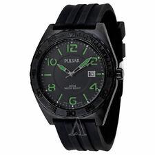 Brand New! Pulsar On The Go Men's Analog Display Quartz Watch PS9317