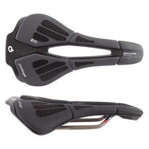 Prologo Scratch M5 PAS CPC Tirox 140mm Saddle Black Road Gravel MTB CX Bike