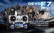 Walkera DEVO F7 2.4G 7CH Real Time Image 5.8Ghz FPV Transmitter New Free Ship!!!