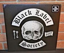 BLACK LABEL SOCIETY - Sonic Brew, Limited 180 Gram 2LP ORANGE VINYL Gatefold NEW