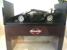 UT MODELS 1/18 - 26011 MCLAREN F1 GTR ROADCAR BLACK NEW  MINT RARE CLASSIC