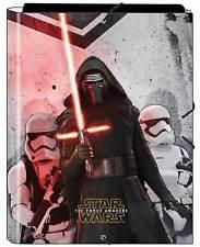 Star Wars VII Cartellina Portadocumenti per Documenti in GOMMA