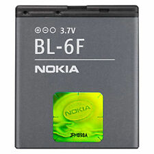 3 Batterie BL 6F 1 Originale Nokia BL-6F 1200 mAh Bulk + 2 Omaggio x N78 N79 N95
