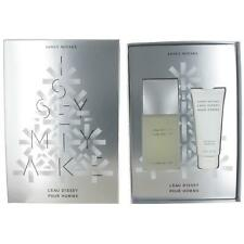 Issey Miyake L'Eau d'Issey Pour Homme 75ml EDT, 100ml Shower Gel Gift for Men