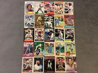 HALL OF FAME Baseball Card Lot 1978-2019 SANDY KOUFAX BABE RUTH HARMON KILLEBREW