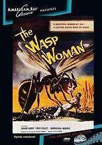 Wasp Woman (Susan Cabot) - Region Free DVD - Sealed