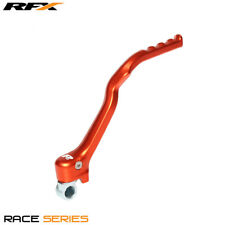 New RFX KTM SX 250 300 03-16 KICKSTART LEVER Orange Trick KICK START