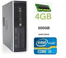 CHEAP Computer - HP 6300 - Core i5 4GB 500GB - WINDOWS 10 PRE-LOADED