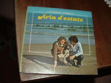 "LANTERNA MAGICA "" ARIA D'ESTATE ""  ITALY'78"
