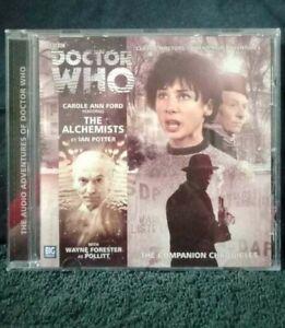 Doctor Who - The Alchemists (Big Finish audio, Companion Chronicles range, OOP)