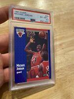 Michael Jordan PSA 6.5 Collector Card 1991 Fleer #29 Chicago Bulls INVEST 🐐 NR