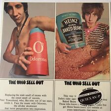 The Who - Sell Out(200g Classic Records Vinyl),2007 QUOEX SV-P