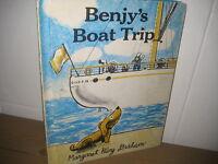Benjy'S Boat Trip/ dog adventure/ Margaret Bloy Graham/ cat