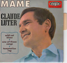 "45 T EP CLAUDE LUTER ""MAME"" (JAZZ / BLUES / TROMPETTE)"