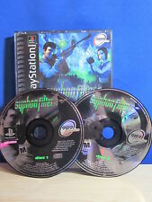 PlayStation PS1 Syphon Filter 2 Video Game