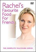 Rachel's Favourite Foods - Series 2 (DVD, 2007, 3-Disc Set) SEALED Disp.24hrs!!