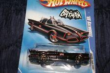 Hot Wheels Limited Edition 2009 Batman '66 Batmobile MINT