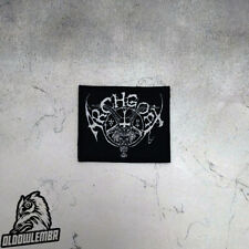 Patch Archgoat Black Metal band.
