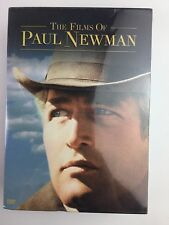 Paul Newman Dvd Box Set ~ Verdict/ Hustler/ Butch Cassidy Sundance Kid ~ New