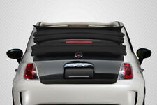 12-15 Fiat 500 Convertible OEM DriTech Overstock CF Body Kit-Trunk/Hatch! 113134