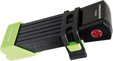 Trelock FS 200/100 two.go cierre plegable 100cm con Soporte Verde Verde